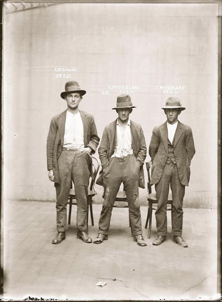 Estos delincuentes sí que sabían vestir con estilo 22