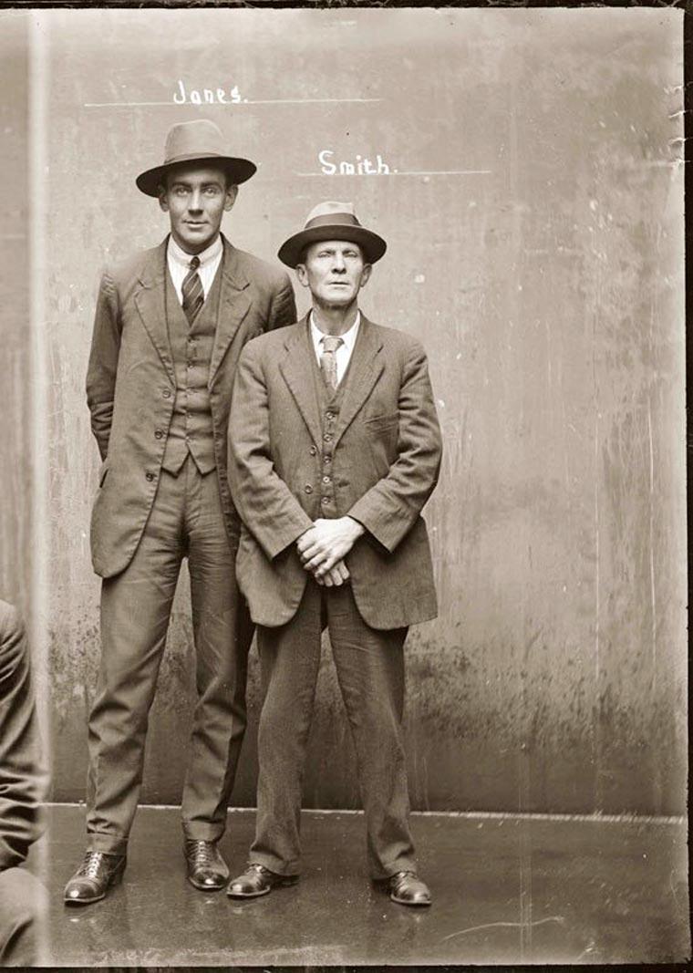 Estos delincuentes sí que sabían vestir con estilo 27