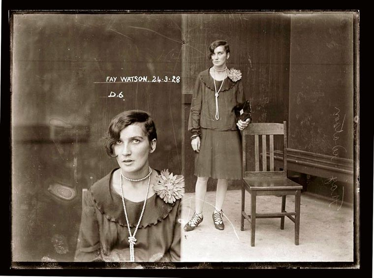 Estos delincuentes sí que sabían vestir con estilo 28