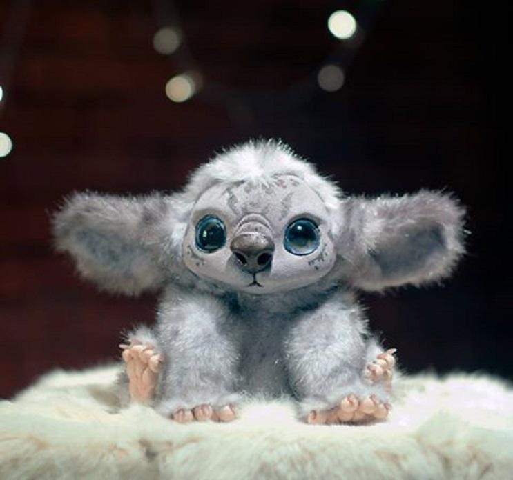 Estos enternecedores muñecos de fantasía hechos a mano te dejarán encantado 18