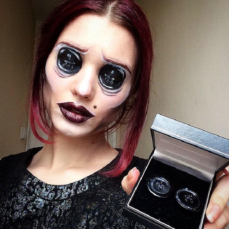 Geniales transformaciones de una artista maquilladora de 19 años que impactarán 03