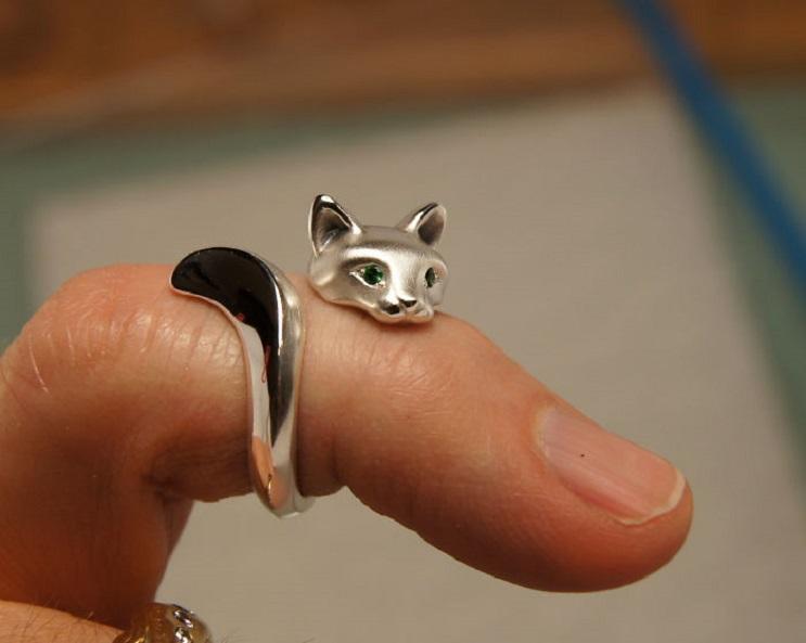 Hermosas joyas inspiradas en animales salvajes que te encantarán 08
