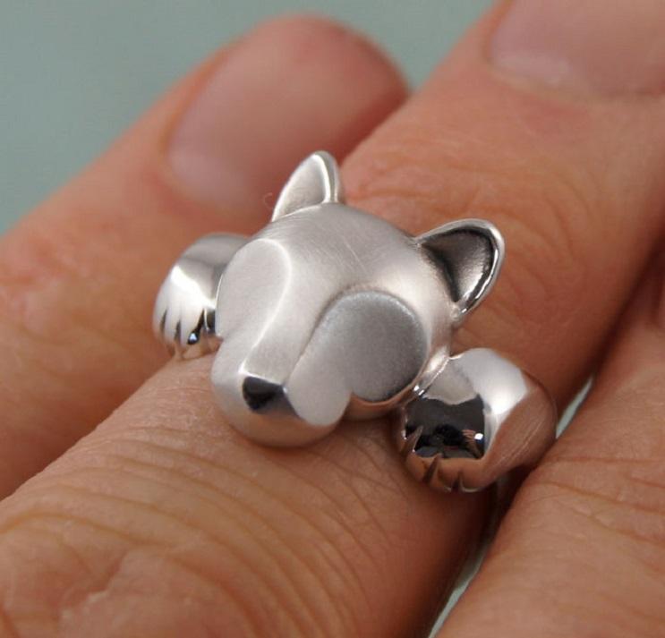 Hermosas joyas inspiradas en animales salvajes que te encantarán 10