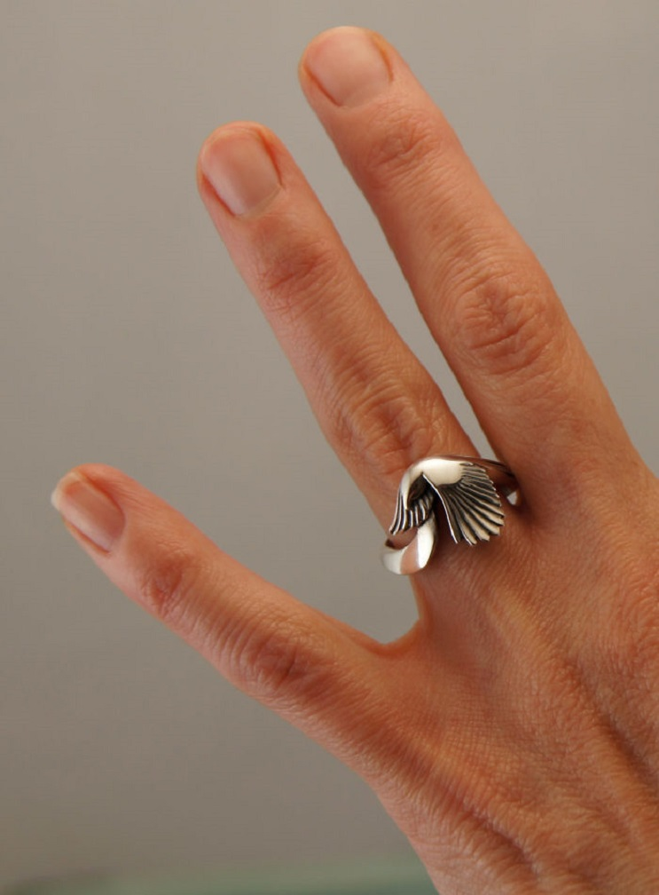 Hermosas joyas inspiradas en animales salvajes que te encantarán 14