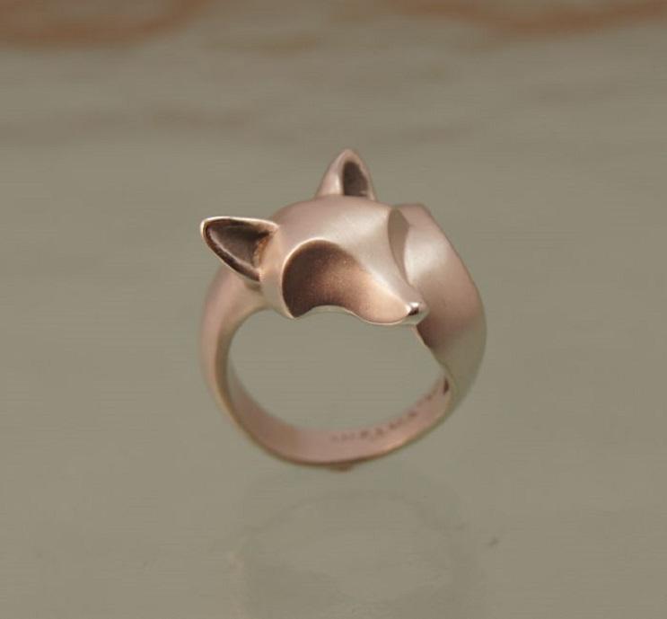 Hermosas joyas inspiradas en animales salvajes que te encantarán 15
