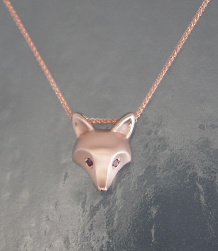 Hermosas joyas inspiradas en animales salvajes que te encantarán 20