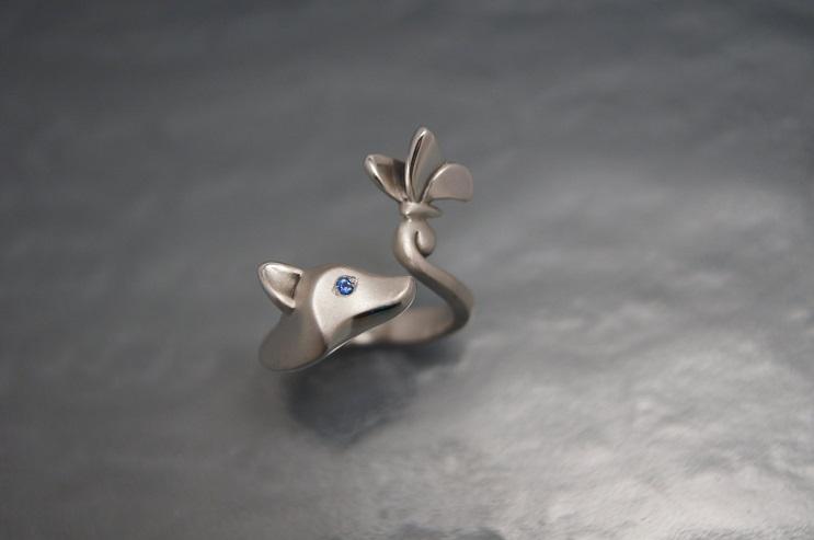 Hermosas joyas inspiradas en animales salvajes que te encantarán 26