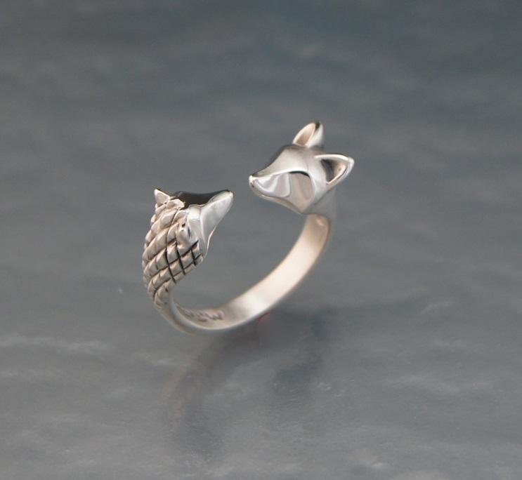 Hermosas joyas inspiradas en animales salvajes que te encantarán 31