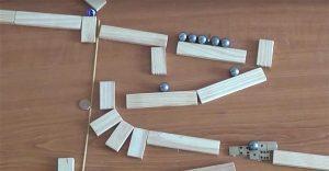 Estos complejos juegos de Rube Goldberg te dejarán con la boca abierta