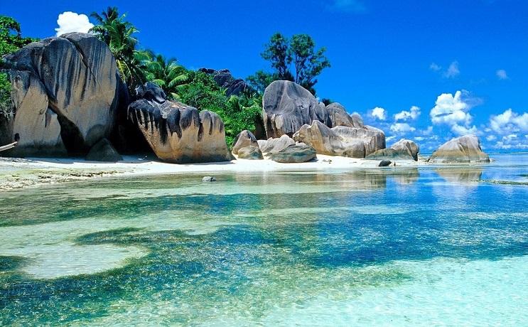 Las 10 playas más paradisiacas del mundo - Anse Lazio Seychelles