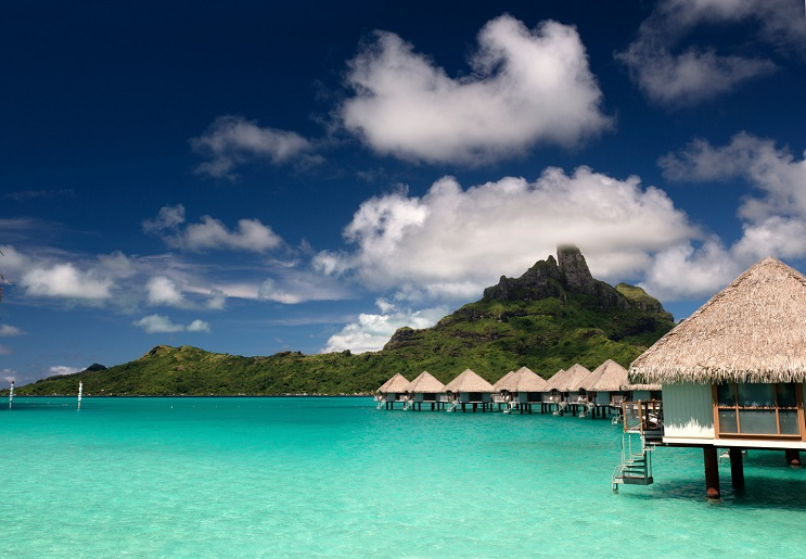 Las 10 playas más paradisiacas del mundo - Bora Bora Polinesia Francesa 1