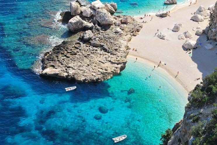Las 10 playas más paradisiacas del mundo - Cala Mariolu Italia