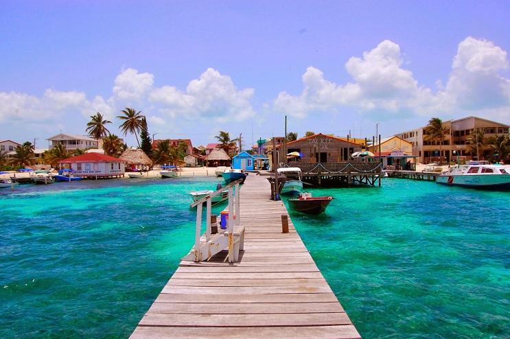 Las 10 playas más paradisiacas del mundo - Cayo Ambergris Belice 1