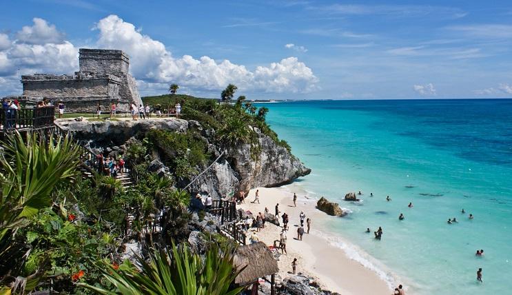 Las 10 playas más paradisiacas del mundo - Playa Tulum México