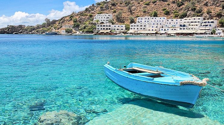 Las 10 playas más paradisiacas del mundo - Playa de Elafonisi Grecia