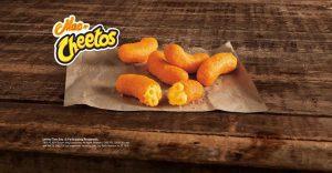 Burger King presenta sus nuevos Mac n' Cheetos y se convierten en toda una sensación
