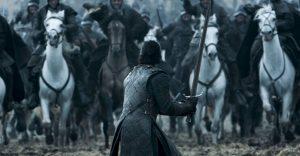 Mira cómo HBO creó la Batalla de los Bastardos de Game of Thrones