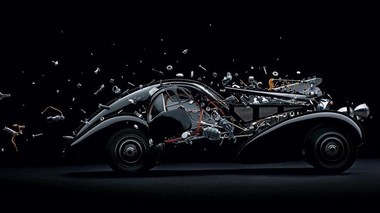 Mira estas asombrosas imágenes congeladas de las aparentes explosiones de estos autos 01