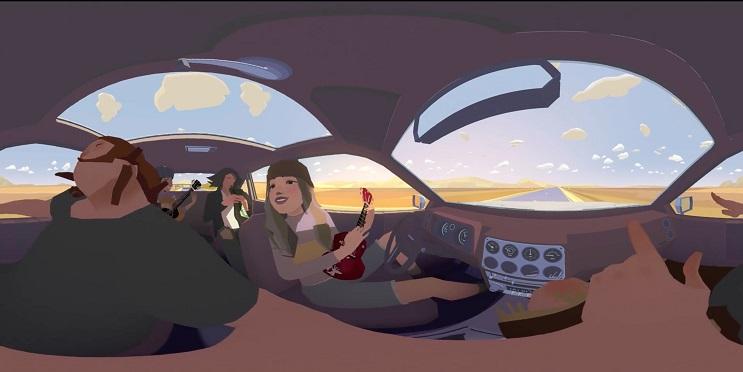 Pearl, el emotivo corto animado en 360 grados de Google 2