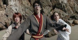 Sé testigo de este loco Mashup en donde se combinan los mundos de Harry Potter y Star Wars
