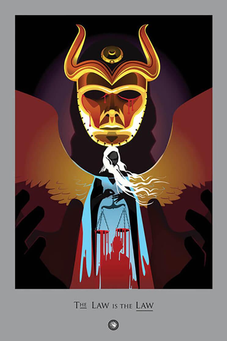 Un fanático decidió recrear todos los capítulos de Game of Thrones con estas alucinantes ilustraciones 21