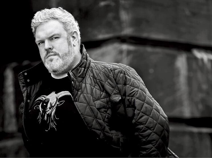 Un homenaje a uno de los personajes más queridos de Game of Thrones Kristian Nairn