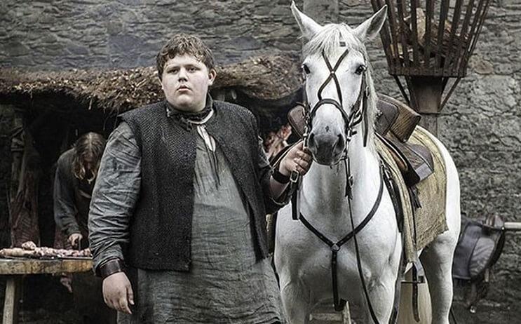 Un homenaje a uno de los personajes más queridos de Game of Thrones hold the door