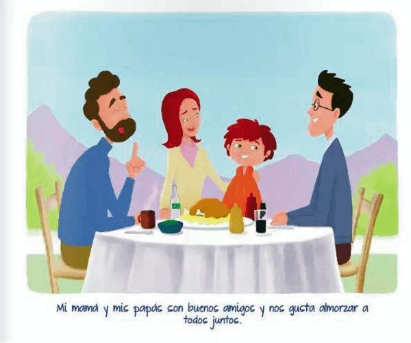 Una historia que nos muestra una singular familia como todas las demás 06