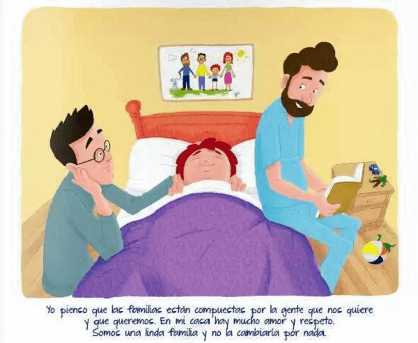 Una historia que nos muestra una singular familia como todas las demás 12