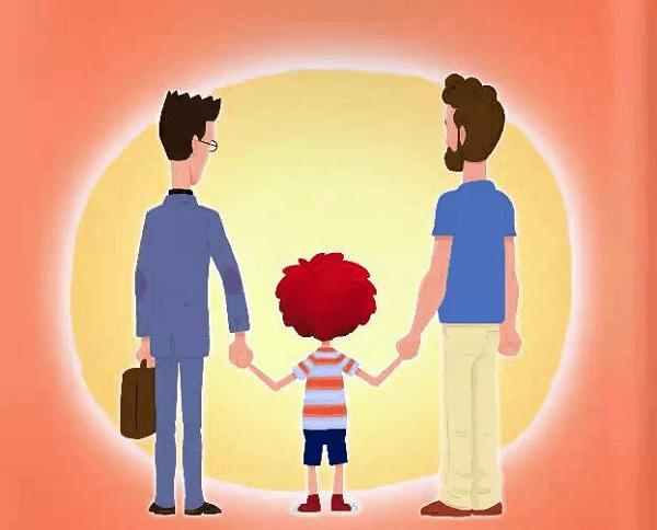 Una historia que nos muestra una singular familia como todas las demás 13