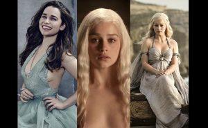 Las 20 fotos de Instagram que te volverán fan de Emilia Clarke