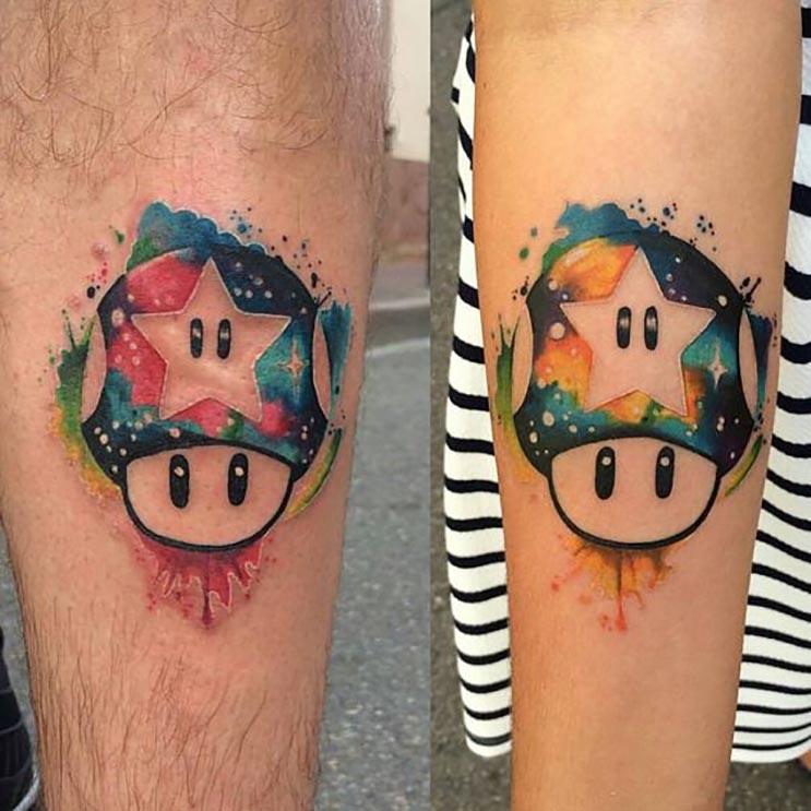 10 tatuajes que sólo las parejas enamoradas se harían 4