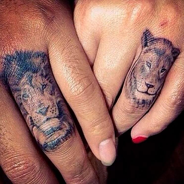 10 tatuajes que sólo las parejas enamoradas se harían 5