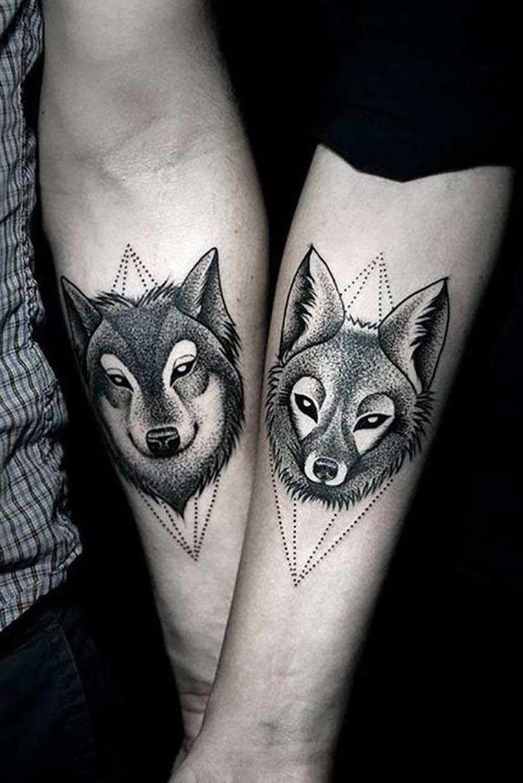 10 tatuajes que sólo las parejas enamoradas se harían 9
