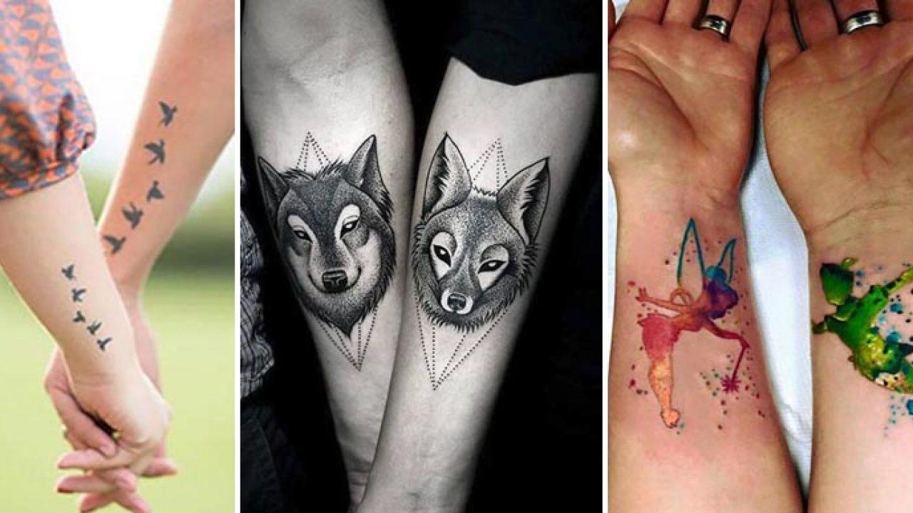 10 Tatuajes Originales Pequenos Y Simbolicos Para Parejas Enamoradas