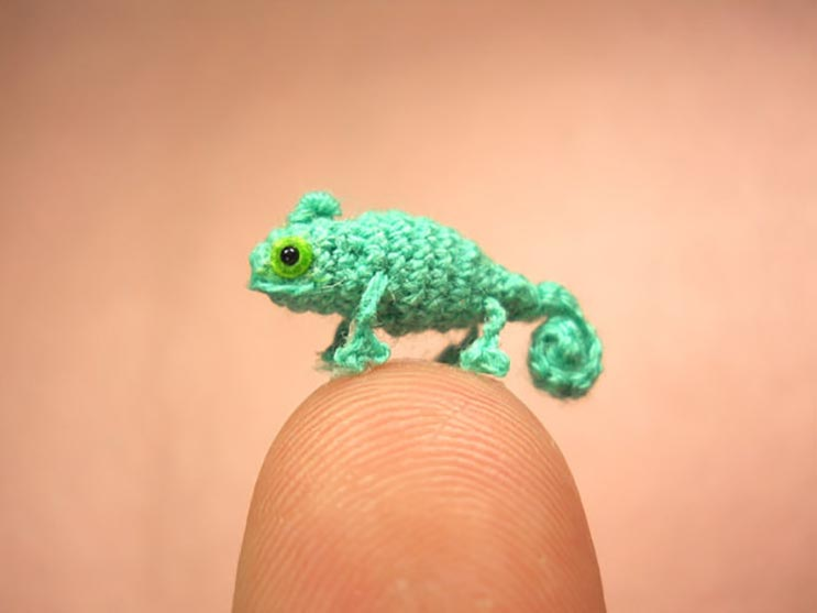 10 tiernos animales tejidos a crochet 11