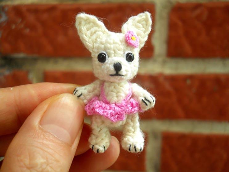 10 tiernos animales tejidos a crochet 19