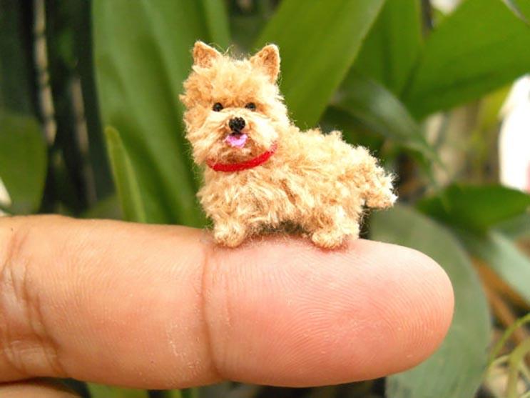 10 tiernos animales tejidos a crochet 23