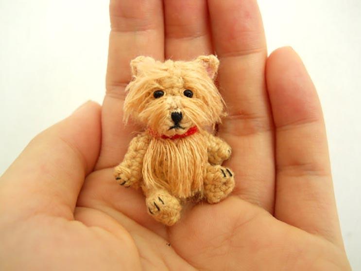10 tiernos animales tejidos a crochet 9