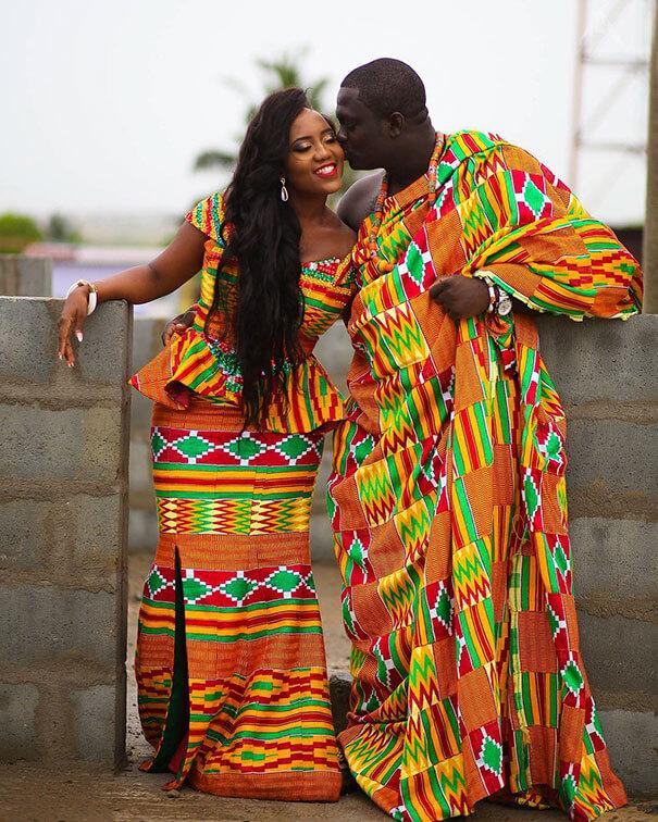 15 trajes de bodas de distintos lugares del mundo ghana
