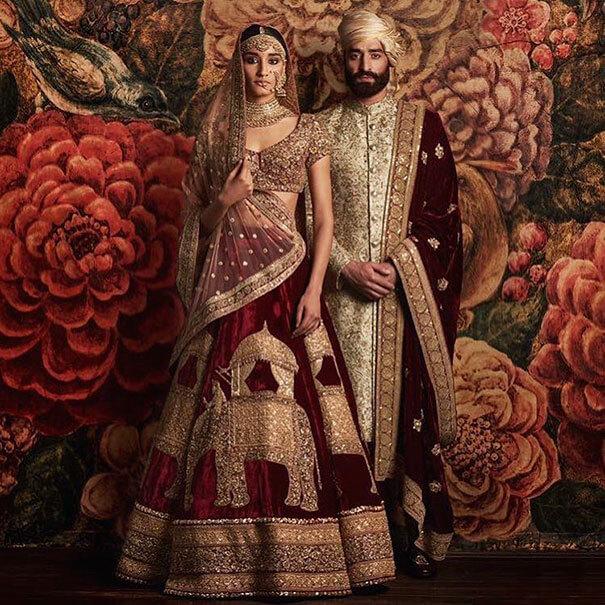 15 trajes de bodas de distintos lugares del mundo india
