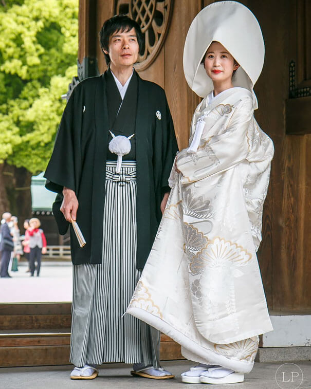 15 trajes de bodas de distintos lugares del mundo japón