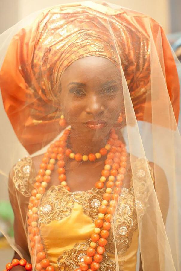 15 trajes de bodas de distintos lugares del mundo nigeria