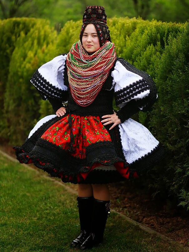 15 trajes de bodas de distintos lugares del mundo romania