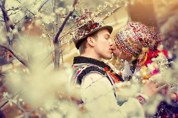15 trajes de bodas de distintos lugares del mundo ucrania