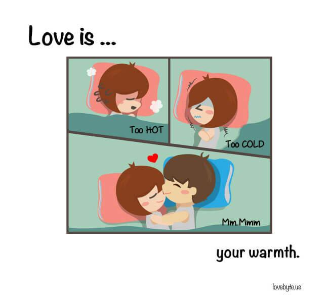 18 pruebas de que el amor está en las cosas más simples 10