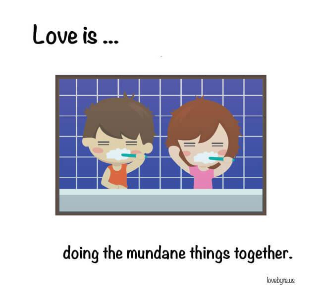 18 pruebas de que el amor está en las cosas más simples 11