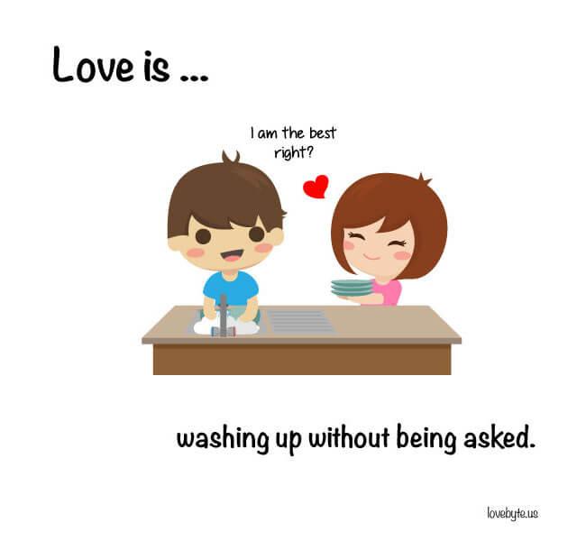 18 pruebas de que el amor está en las cosas más simples 13