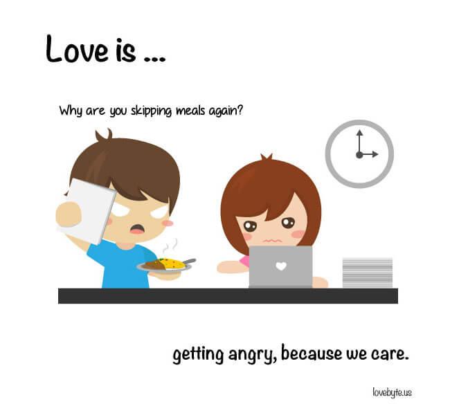 18 pruebas de que el amor está en las cosas más simples 16