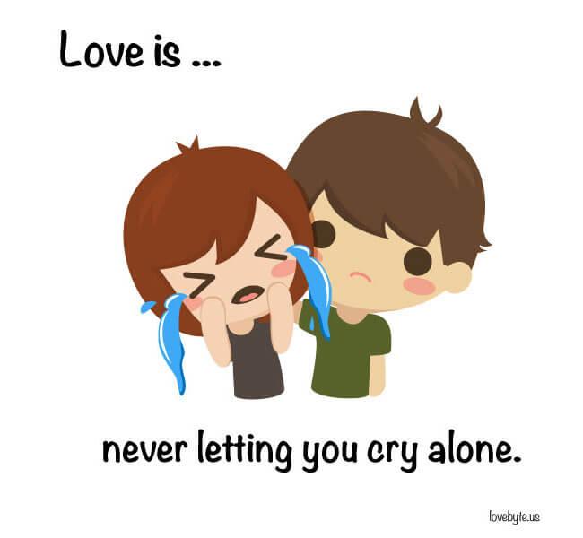 18 pruebas de que el amor está en las cosas más simples 18